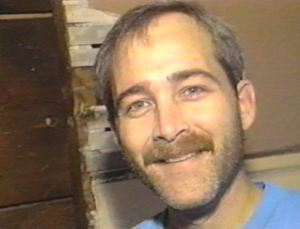 Robb at Thanksgiving, 1995.