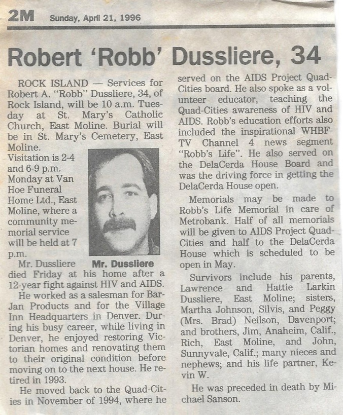 Robb-Obituary